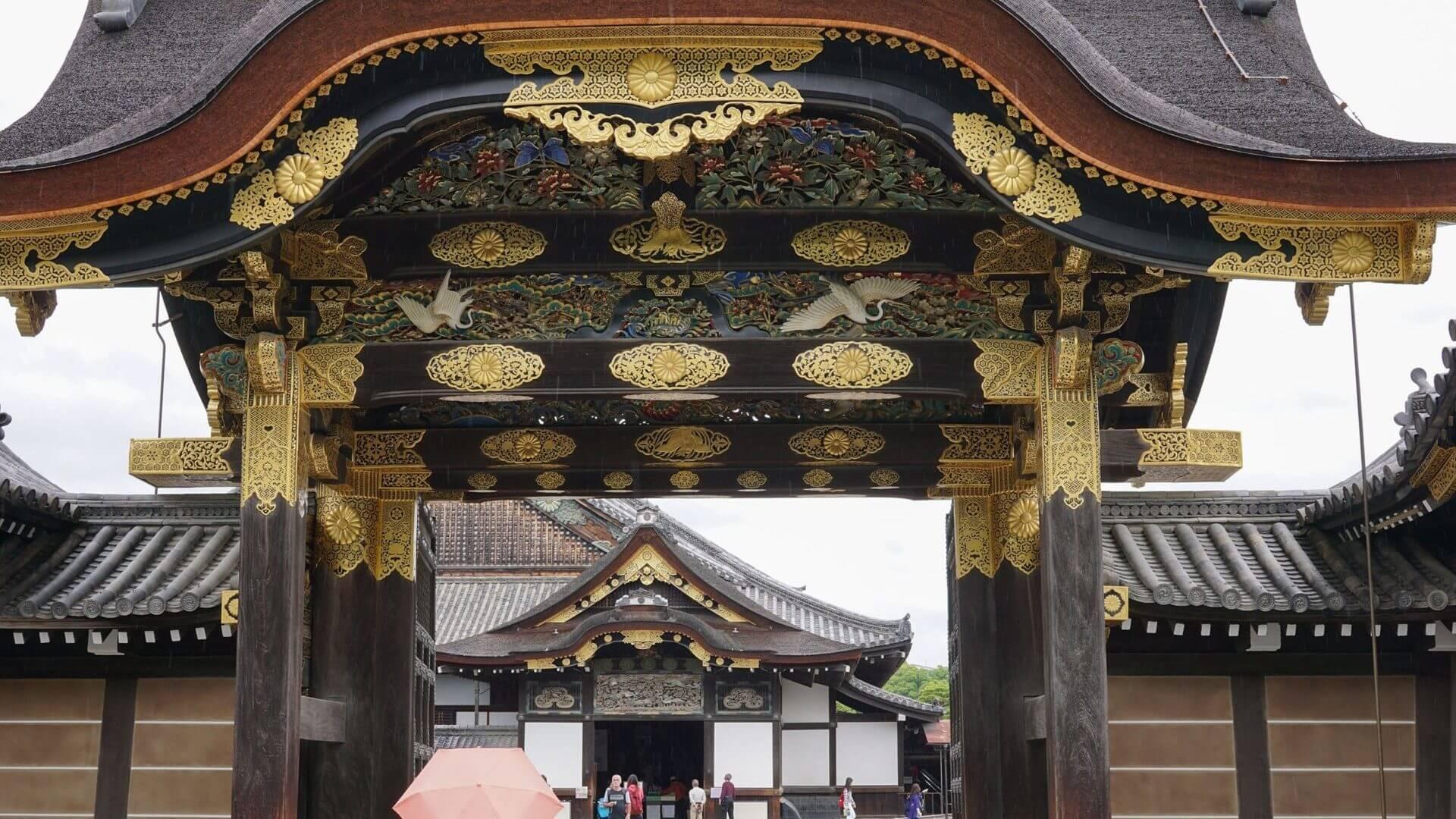 Castello di Nijo Kyoto