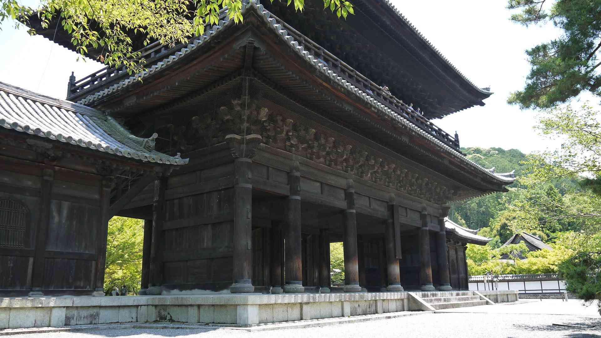 Higashi Honganji Kyoto