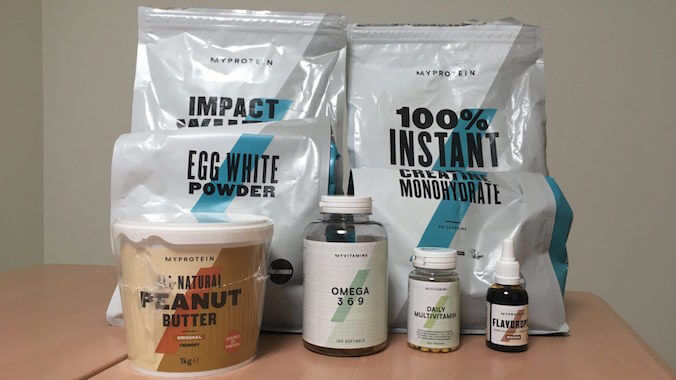 Integratori My Protein