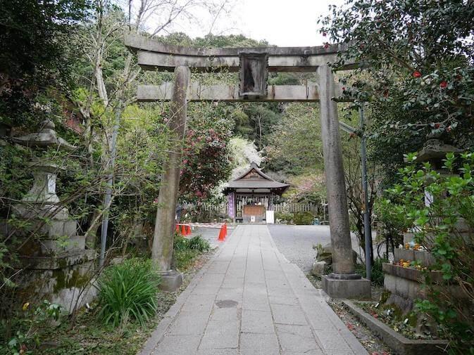 Otojo jinja Kyoto